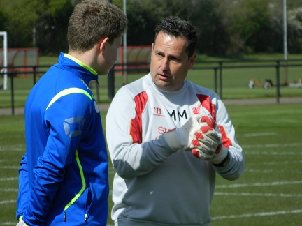 Liverpool FC's Mark Morris coming to PFT | Premier Football